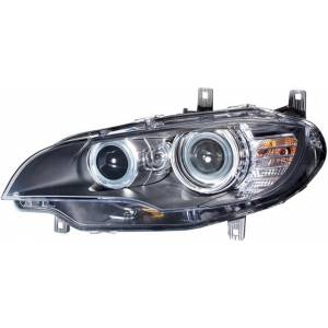 BMW X6 SERİSİ E-71 FOR KOMPLE SOL BI-XENON ADAPTIF 07>14 63117287013